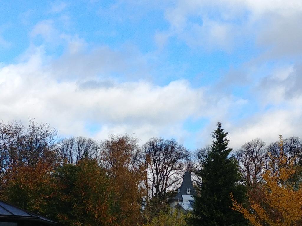 Ein sonniger Herbsttag ...