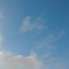 Ein Hauch von blauem Himmel